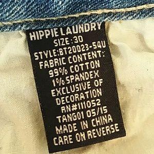 hippie laundry Jeans - Hippie Laundry flare leg jeans, like new